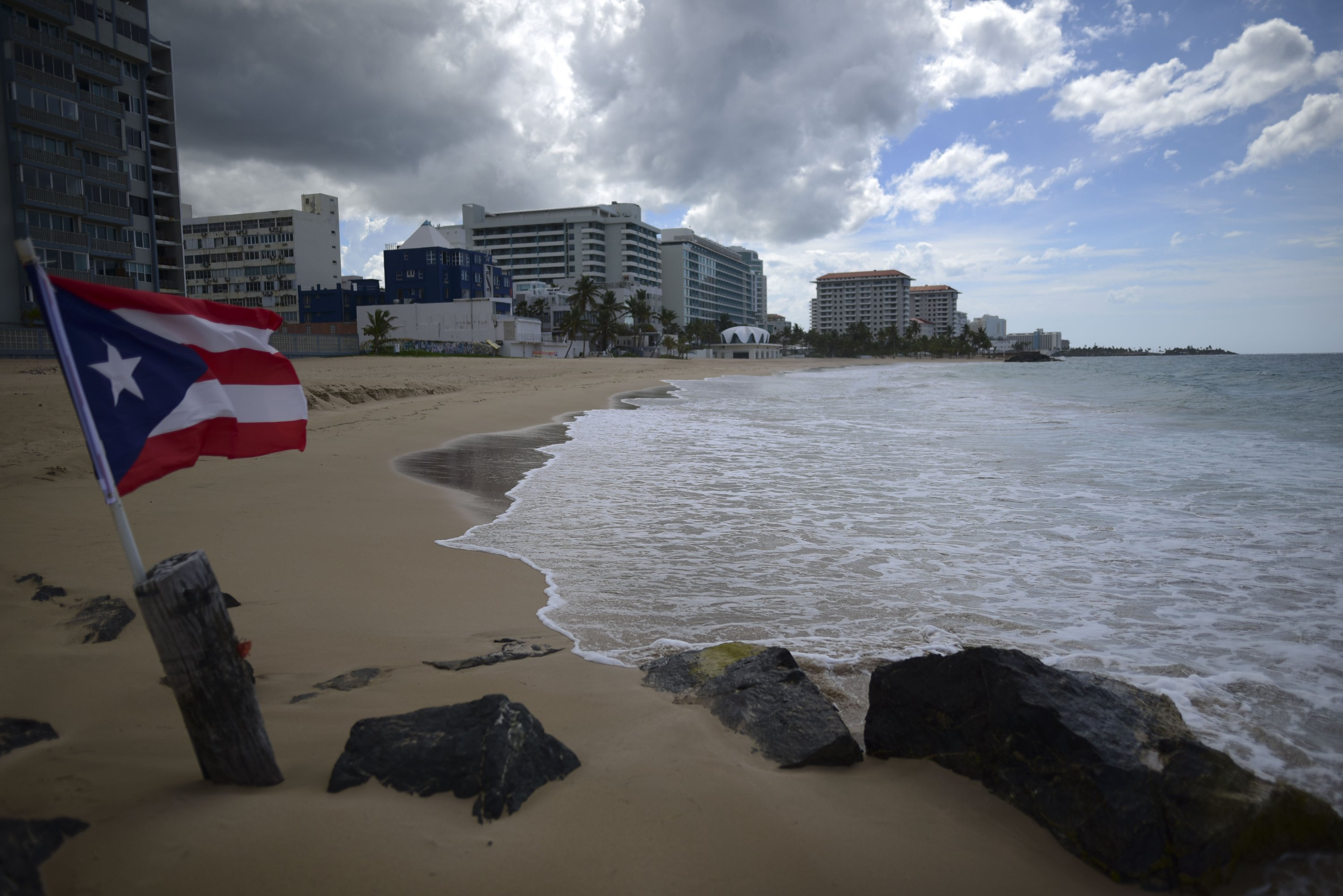Puerto Rico to shutter schools amid spike in COVID-19 cases
