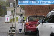 US deaths near 224,000 setting coronavirus infection record