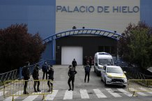 Madrid Uses Ice Rink as Makeshift Morgue as Spain's Coronavirus Death Toll Rises Rapidly