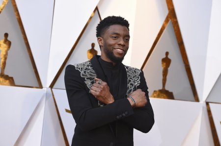 Chadwick Boseman, Who Embodied Black Icons on Screen, Dies of Cancer at 43