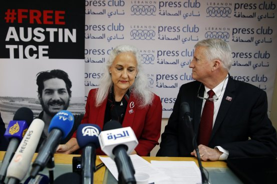 Syria's secret negotiations aiming to free American hostages