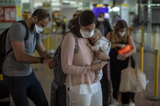 Several European countries relax virus restrictions but cases flare elsewhere as a stark reminder that the coronavirus pandemic plague is still lurking around