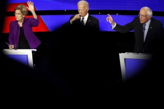 Joe Biden's push to be all things to all people may hurt him