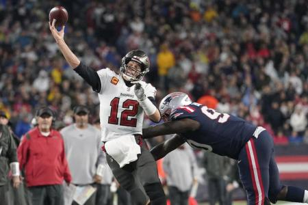 Tom Brady Beats Former Team Patriots 19-17 in New England Return