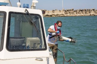 No tourists or boats mean cleaner water, less pollution for Italy's seas