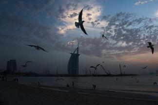 Rapid and tightening of daily life across the UAE: suspension of transit flights; curfew by Saudi Arabia