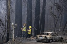 California faces huge fires before usual peak of season