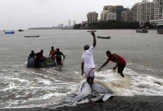 100,000 evacuated as Cyclone Nisarga lashes India's business capital