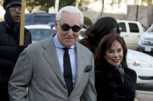 President Trump annuls Roger Stone's prison sentence in extraordinary style
