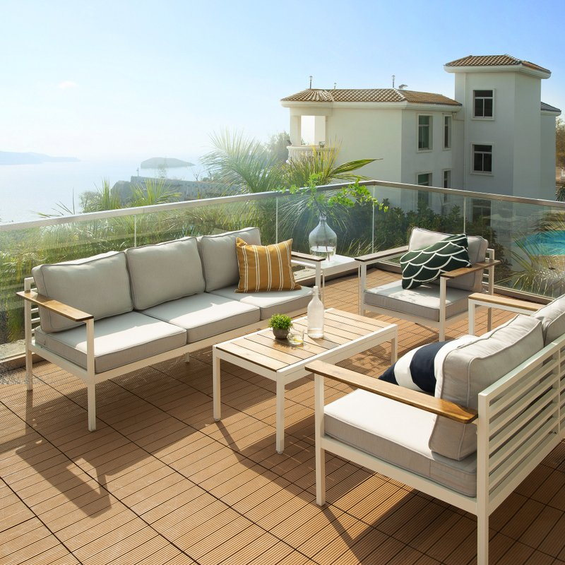 affordable outdoor furniture collection