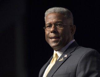 Ex-congressman Allen West of Florida injured in motorcycle crash