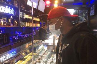 The coronavirus plague outbreak has been an unexpected boost for some U.S. marijuana shops