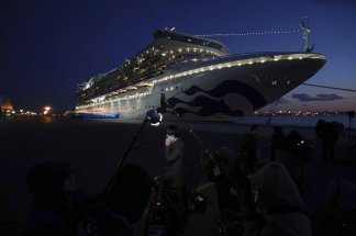 Two former passengers of Diamond Princess die; Pope Francis cancels trip to Malta