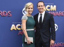 Drew Brees' Wife Brittany Issues Her Own Apology After Saints Quarterback Was Criticized for Comments on U.S. Flag