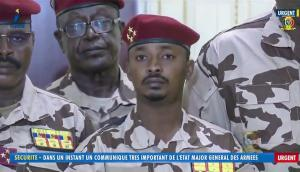 Chad rebels threaten to depose son of murdered president