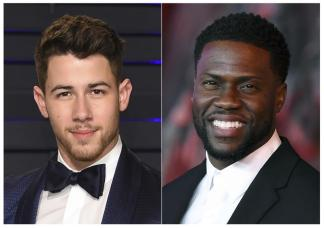 """Kevin Hart and Nick Jonas to contribute to docuseries """"Regular Heroes"""""""