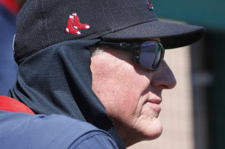 Red Sox manager Ron Roenicke's tenure as a one-year, shotgun stopgap for a pandemic-shortened season ends