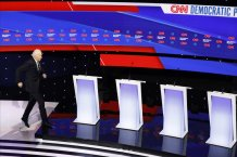 How did Joe Biden win the presidential nomination?