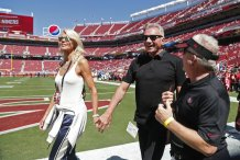 Joe Montana and his wife stop an intruder's attempt to kidnap their 9-month-old grandchild