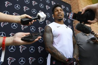 Atlanta Falcons' Ricardo Allen says he worries about the time when teams across the league open for practice during this coronavirus plague