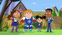 New PBS Kids' series: A superhero kid with autism