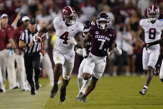 Watch No. 5 Alabama goals to rebound from loss at Mississippi State – Google Alabama News