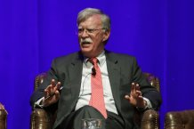 """John Bolton could face  a """"criminal problem"""" if he proceeds with publishing new book that describes dangerous decision-making by a president focused only on getting re-elected, President Trump warns"""