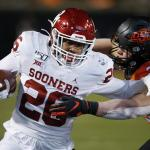 Oklahoma RB Brooks back after sitting with COVID-19 concerns 💥👩👩💥