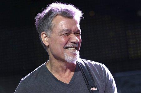 Guitar Legend and Rockstar Eddie Van Halen Dies of Cancer at 65