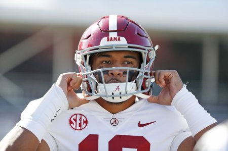 Miami Dolphins Select Alabama QB Tua Tagovailoa With 5th Pick of 2020 NFL Draft
