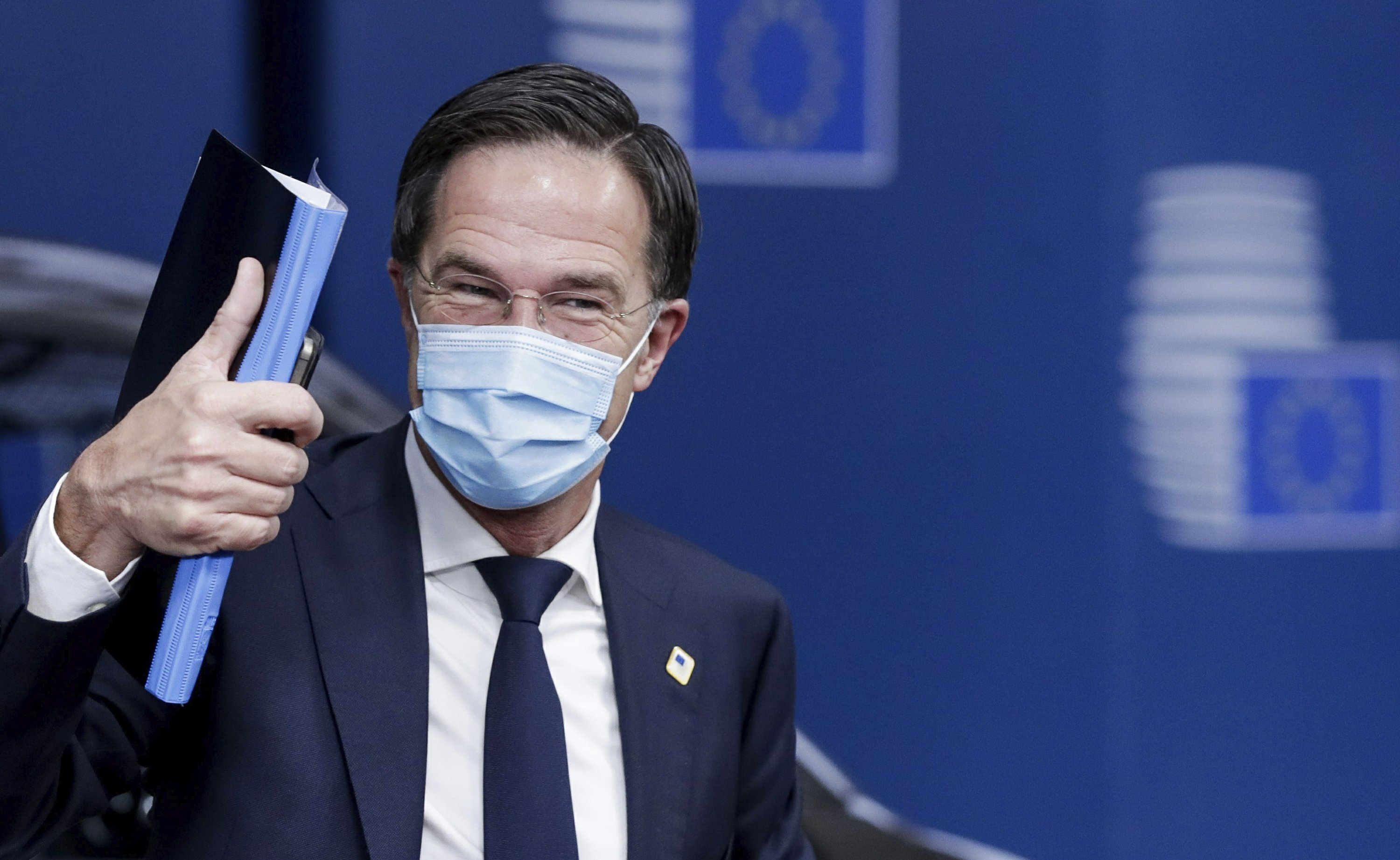 dutch pm mark rutte confirms he will