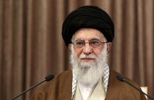 "Ayatollah Ali Khamenei repeatedly referred to Israel as a ""cancer"" or ""tumor"" during his keynote speech"