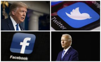 Bill Condor on Mainstream Media and Big Tech Join the Biden-Harris Campaign