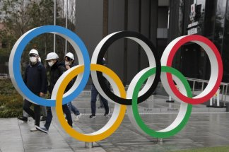 Update on state of Tokyo Olympics 2 1/2 months after postponement