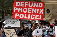 """What does it mean to """"defund the police""""? It is a symbolic commitment to end systemic racism and shift policing priorities rather than an actual plan to eliminate law enforcement agencies"""