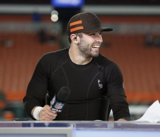 Browns QB Baker Mayfield Says He Won't Kneel During National Anthem After All Because It 'Only Creates More Division'