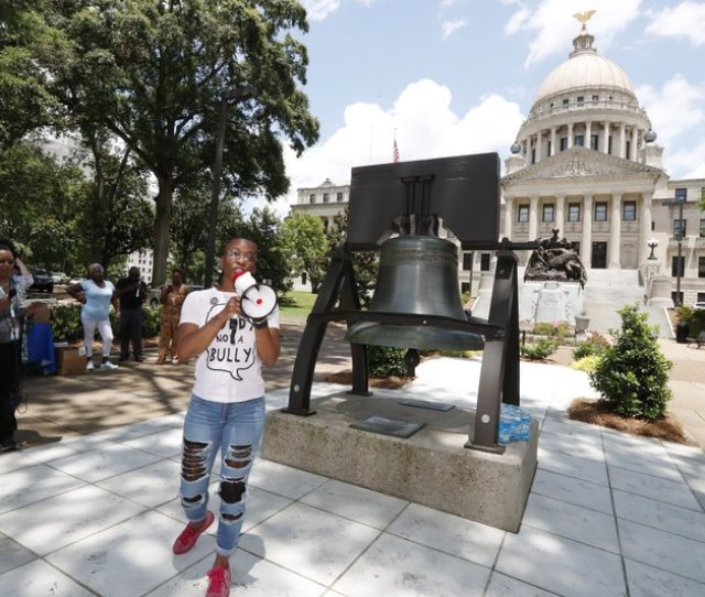 Mississippi Abortion Law Smacks Of Defiance Us Judge Says By Emily Wagster Pettusmay 21 2019 Amanda Furdge
