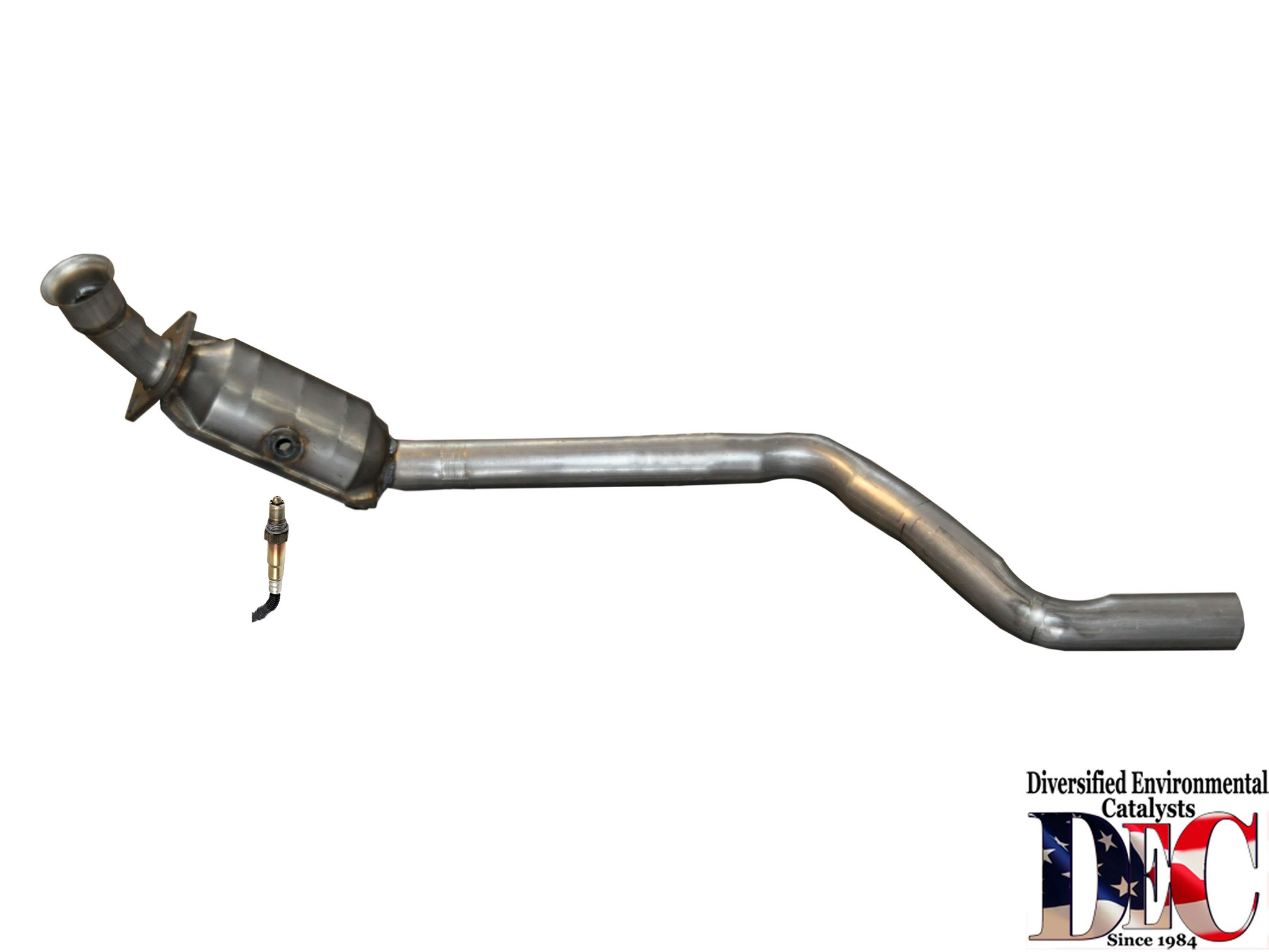 Jaguar Stype Catalytic Converter