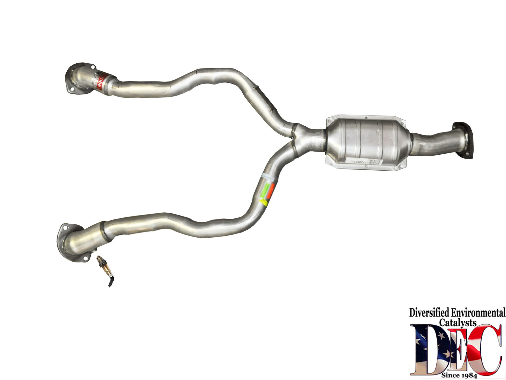 Catalytic Converter For Lexus Ls400