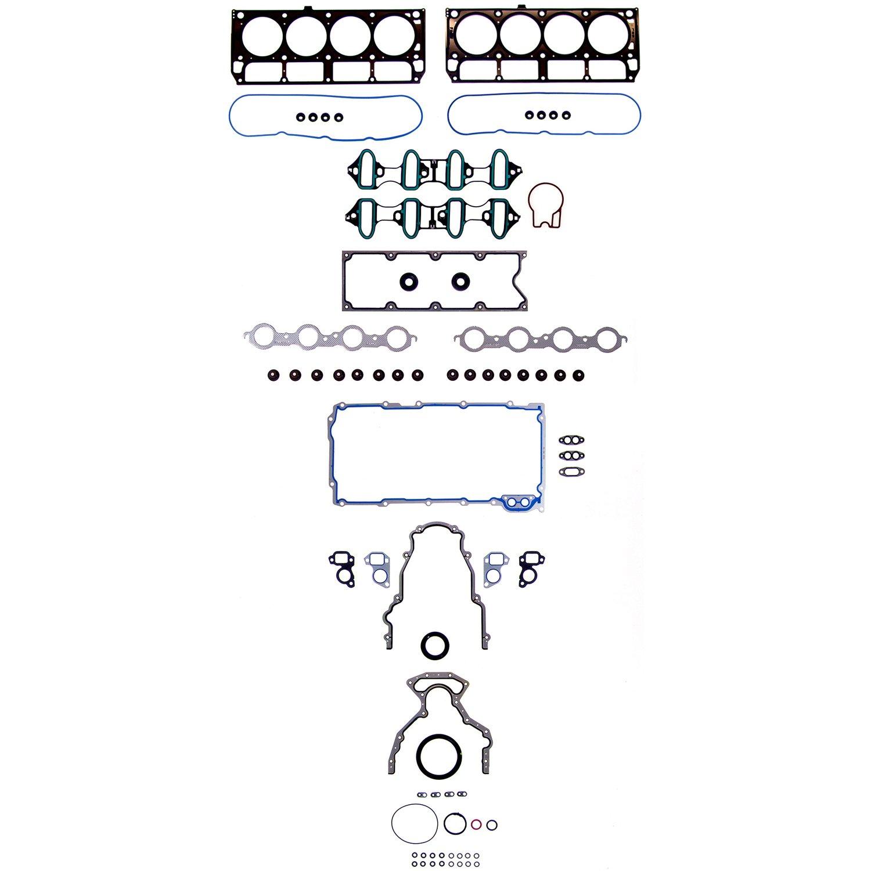 Chevrolet Silverado Hd Engine Gasket Set