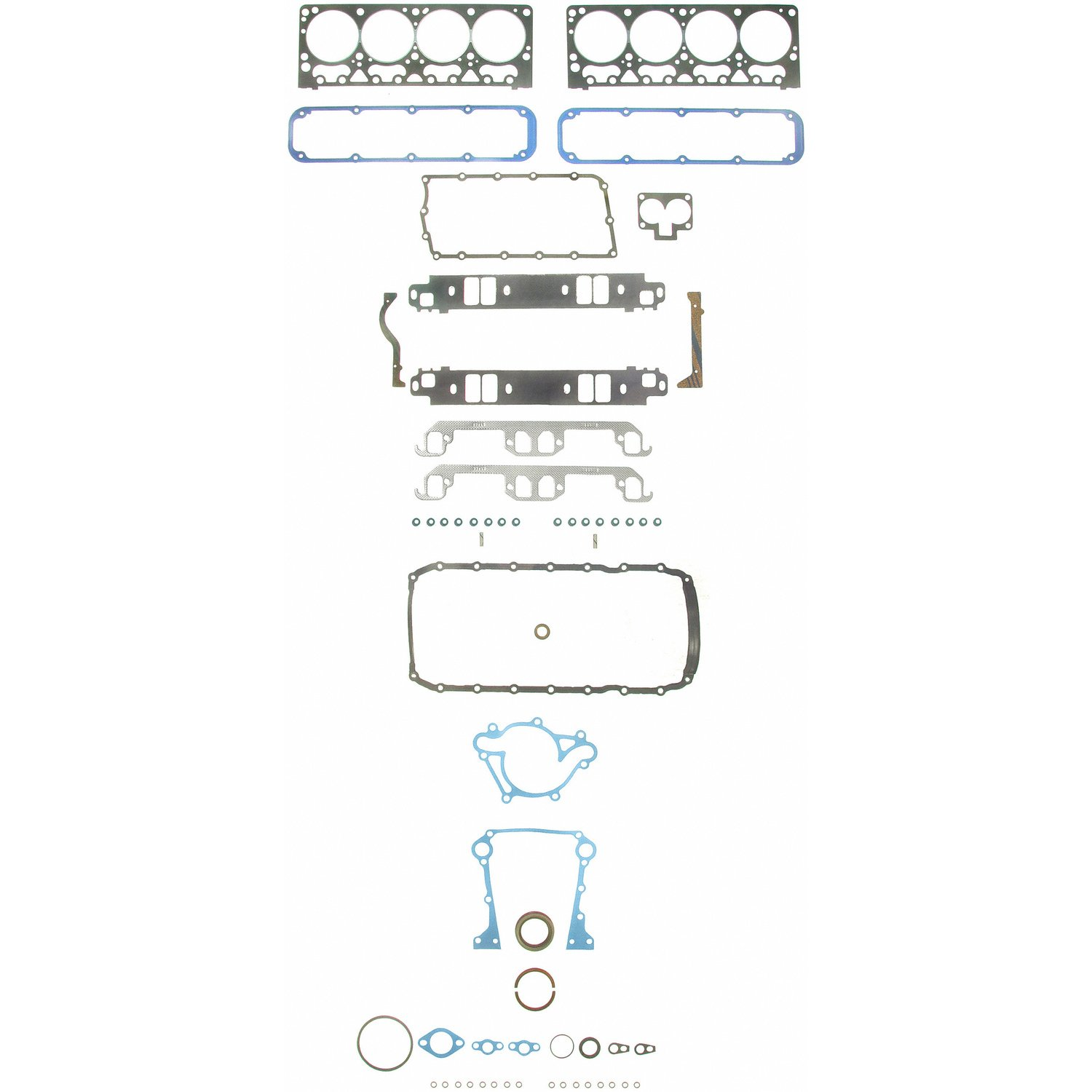 Dodge B250 Engine Gasket Set