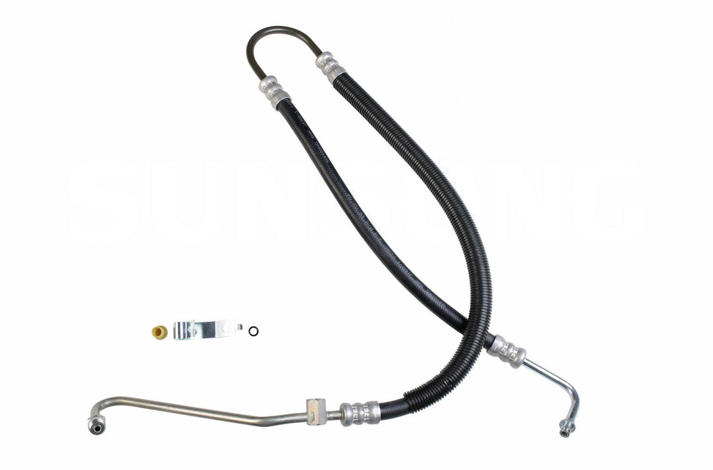 Ford Explorer Steering Pressure Line Hose Assembly
