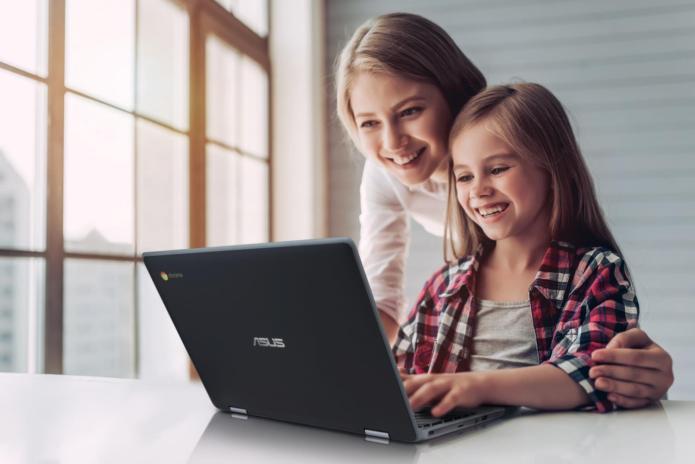 ASUS Chromebook C214 dan C204, Perangkat Edukasi Terbaik untuk Anak-Anak | Futureloka