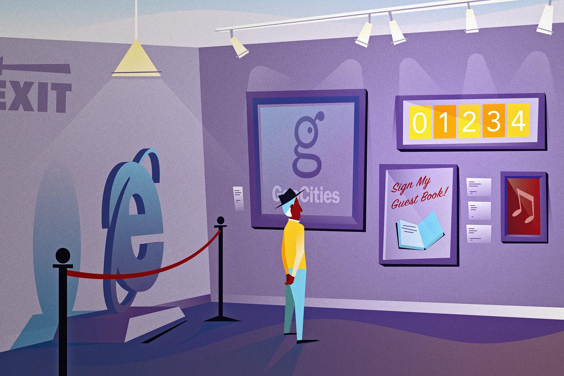 20 web design relics of the old internet - LogRocket Blog