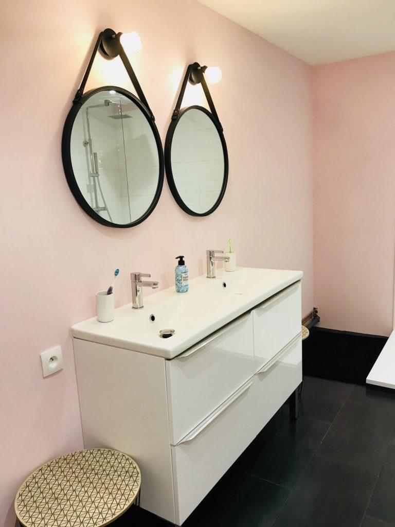 salle de bains les 10 couleurs