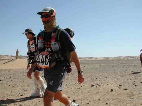 Heat, Sun & Sand Protection in the Marathon Des Sables ...