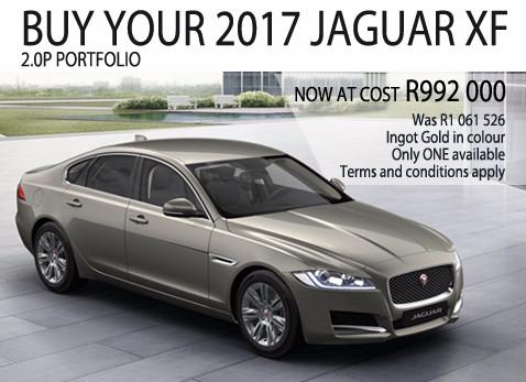 Buy a 2017 Jaguar XF 2.0P Portfolio
