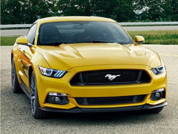 FORD MUSTANG 2.3 ECOBOOST FASTBACK COUPE AT