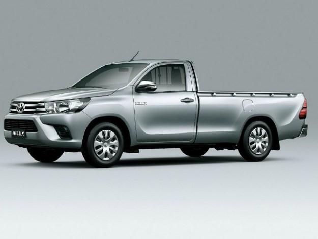 Toyota Hilux 2.0 VVTi 5MT A/C