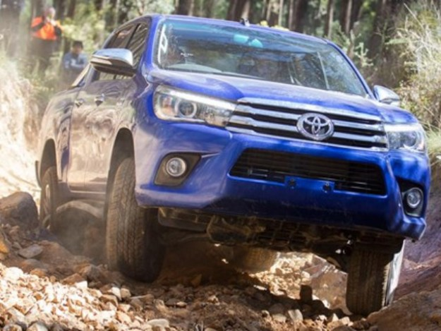 Toyota Hilux Double Cab 4.0 V6 RB Raider A/T